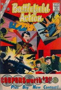 Cover Thumbnail for Battlefield Action (Charlton, 1957 series) #35