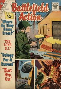 Cover Thumbnail for Battlefield Action (Charlton, 1957 series) #37