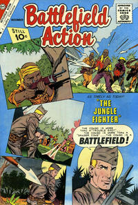 Cover Thumbnail for Battlefield Action (Charlton, 1957 series) #39