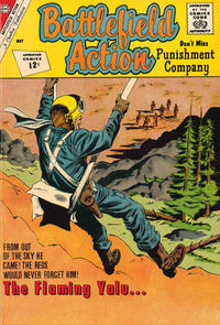 Cover Thumbnail for Battlefield Action (Charlton, 1957 series) #41