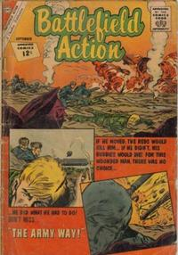 Cover Thumbnail for Battlefield Action (Charlton, 1957 series) #43