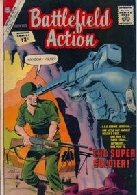 Cover Thumbnail for Battlefield Action (Charlton, 1957 series) #44