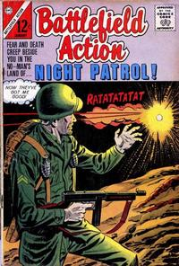 Cover Thumbnail for Battlefield Action (Charlton, 1957 series) #45
