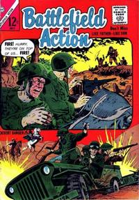 Cover Thumbnail for Battlefield Action (Charlton, 1957 series) #48