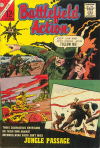 Cover Thumbnail for Battlefield Action (Charlton, 1957 series) #49