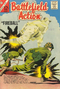 Cover Thumbnail for Battlefield Action (Charlton, 1957 series) #51