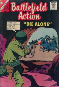 Cover Thumbnail for Battlefield Action (Charlton, 1957 series) #52