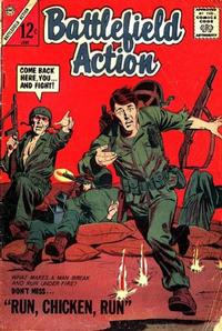 Cover Thumbnail for Battlefield Action (Charlton, 1957 series) #53
