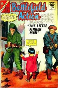 Cover Thumbnail for Battlefield Action (Charlton, 1957 series) #55