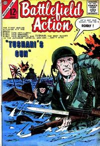 Cover Thumbnail for Battlefield Action (Charlton, 1957 series) #56