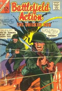 Cover Thumbnail for Battlefield Action (Charlton, 1957 series) #58