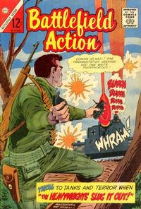 Cover Thumbnail for Battlefield Action (Charlton, 1957 series) #60