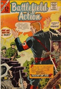 Cover Thumbnail for Battlefield Action (Charlton, 1957 series) #61