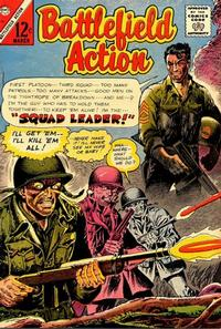 Cover Thumbnail for Battlefield Action (Charlton, 1957 series) #62