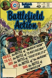 Cover Thumbnail for Battlefield Action (Charlton, 1980 series) #63