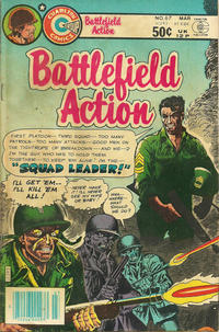 Cover Thumbnail for Battlefield Action (Charlton, 1980 series) #67