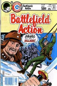 Cover Thumbnail for Battlefield Action (Charlton, 1980 series) #69