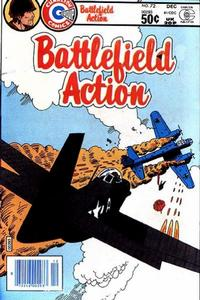Cover Thumbnail for Battlefield Action (Charlton, 1980 series) #72