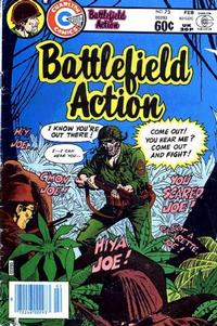 Cover Thumbnail for Battlefield Action (Charlton, 1957 series) #73
