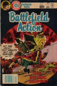 Cover Thumbnail for Battlefield Action (Charlton, 1980 series) #74