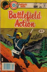 Cover Thumbnail for Battlefield Action (Charlton, 1980 series) #77