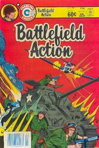Cover Thumbnail for Battlefield Action (Charlton, 1980 series) #79