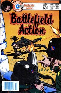 Cover Thumbnail for Battlefield Action (Charlton, 1980 series) #84