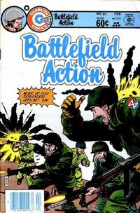 Cover Thumbnail for Battlefield Action (Charlton, 1980 series) #85