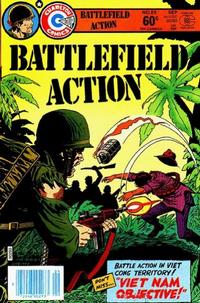Cover Thumbnail for Battlefield Action (Charlton, 1980 series) #88