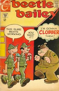 Cover Thumbnail for Beetle Bailey (Charlton, 1969 series) #67