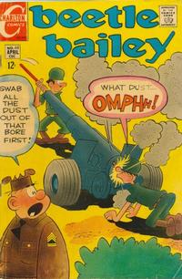 Cover Thumbnail for Beetle Bailey (Charlton, 1969 series) #68