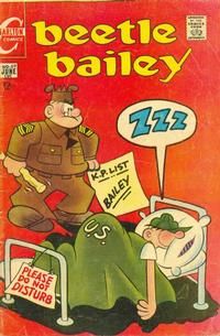 Cover Thumbnail for Beetle Bailey (Charlton, 1969 series) #69