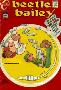 Cover Thumbnail for Beetle Bailey (Charlton, 1969 series) #77