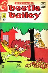 Cover Thumbnail for Beetle Bailey (Charlton, 1969 series) #84