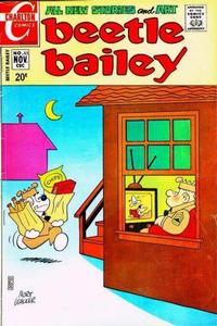 Cover Thumbnail for Beetle Bailey (Charlton, 1969 series) #85