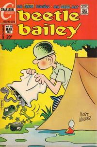 Cover Thumbnail for Beetle Bailey (Charlton, 1969 series) #88