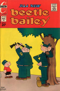 Cover Thumbnail for Beetle Bailey (Charlton, 1969 series) #92