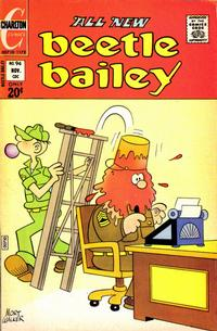 Cover Thumbnail for Beetle Bailey (Charlton, 1969 series) #94