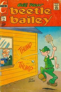 Cover Thumbnail for Beetle Bailey (Charlton, 1969 series) #97