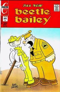 Cover Thumbnail for Beetle Bailey (Charlton, 1969 series) #98