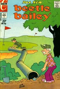 Cover Thumbnail for Beetle Bailey (Charlton, 1969 series) #101