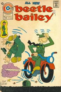 Cover Thumbnail for Beetle Bailey (Charlton, 1969 series) #109
