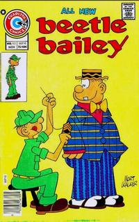 Cover Thumbnail for Beetle Bailey (Charlton, 1969 series) #113