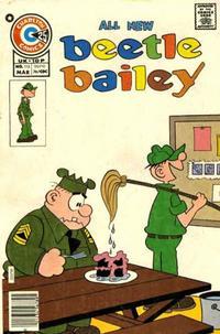 Cover Thumbnail for Beetle Bailey (Charlton, 1969 series) #115