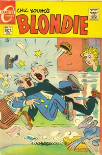 Cover Thumbnail for Blondie (Charlton, 1969 series) #181