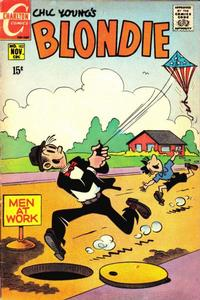 Cover Thumbnail for Blondie (Charlton, 1969 series) #182