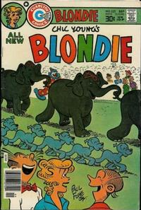 Cover Thumbnail for Blondie (Charlton, 1969 series) #221