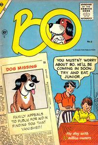 Cover Thumbnail for Bo (Charlton, 1955 series) #2
