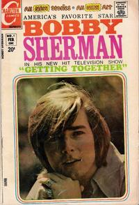 Cover Thumbnail for Bobby Sherman (Charlton, 1972 series) #1