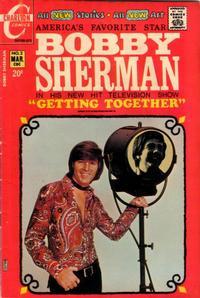 Cover Thumbnail for Bobby Sherman (Charlton, 1972 series) #2